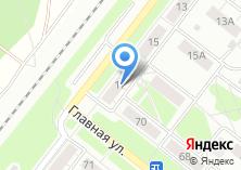 Компания «Бюро ритуальных услуг» на карте