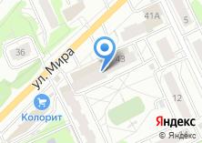 Компания «Магазин игрушек на ул. Мира» на карте