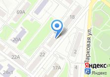 Компания «Лифт-Мастер» на карте