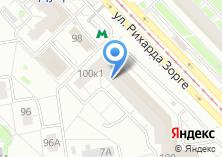 Компания «E-navigator» на карте