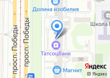 Компания «СпецАвтоТехника» на карте