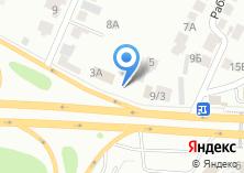 Компания «Шиномонтажная мастерская на Дорожной» на карте