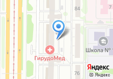 Компания «Интериогруп» на карте