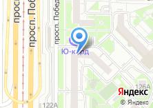 Компания «ИМПЕРИЯ - ПЕЧАТЬ РЕКЛАМНОЙ ПРОДУКЦИИ» на карте