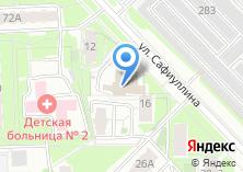 Компания «Русский Мрамор» на карте