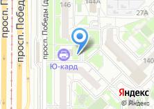 Компания «Кори-Сервис» на карте