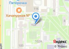 Компания «Спартак-40» на карте