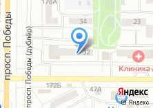 Компания «Ручеек» на карте