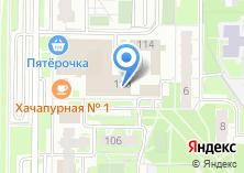 Компания «РуФа-Сервис» на карте