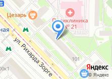 Компания «Ахметова А.Р.» на карте