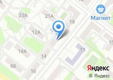 Компания «Агентство юридических и оценочных услуг» на карте