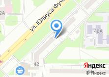 Компания «Обувьград» на карте
