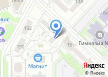 Компания «Эталон» на карте