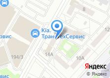 Компания «АвтоИмпорт» на карте