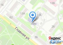Компания «Детский сад №233 Ландыш» на карте
