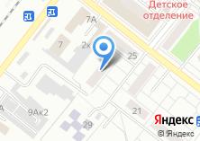 Компания «СалманТранс» на карте