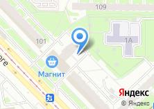 Компания «Планета Антенн» на карте