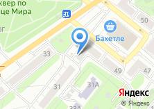 Компания «Успех+» на карте
