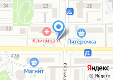 Компания «Магазин хлебобулочных изделий на ул. Академика Глушко» на карте