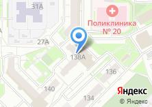 Компания «АСТ» на карте