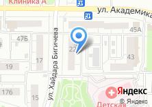 Компания «Рябушка» на карте