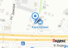 Компания «Шиномонтажная мастерская на Клубной» на карте