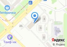 Компания «Инженерный центр на Габишева» на карте