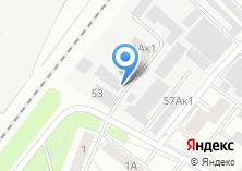 Компания «Профринг» на карте