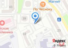 Компания «Автостоянка на Академика Глушко» на карте