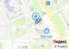 Компания «Шейк» на карте