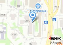 Компания «Добрая мебель» на карте