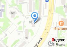 Компания «Компания Кадастровый Инженер» на карте
