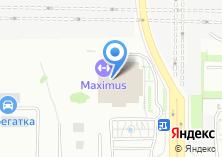 Компания «А+ИндивиД» на карте