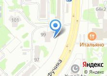 Компания «Саламат» на карте