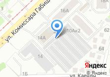 Компания «ТатСтройДом» на карте