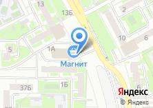 Компания «Айти Бизнес Решения» на карте