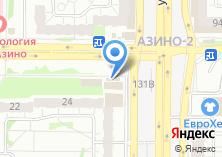 Компания «Продуктовый магазин на Ломжинской» на карте