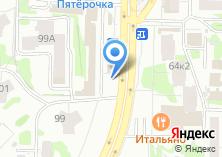 Компания «Магазин автотоваров на ул. Юлиуса Фучика» на карте