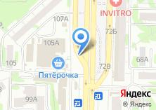 Компания «Магазин трикотажа на ул. Юлиуса Фучика» на карте