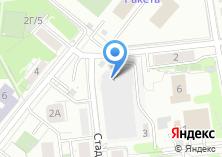Компания «Парикмахерская на ул. Стадионная» на карте