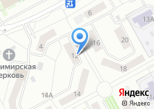Компания «Продуктовый магазин на Рашида Вагапова» на карте