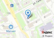 Компания «Банкомат Банк Казанский» на карте
