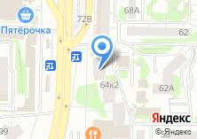 Компания «Волга-37» на карте