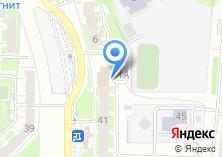 Компания «АСК-холод» на карте