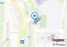 Компания «Lagutina Nails» на карте