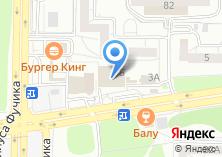 Компания «Аверс-Казань» на карте