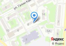 Компания «Центр автоматизации» на карте