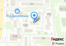Компания «Капитал» на карте
