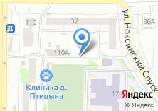 Компания «Автостоянка на Минской» на карте
