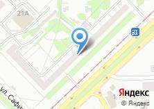 Компания «Аромамаркетинг» на карте